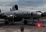 Image of EC-121 Aircraft Thailand Ubon Air Base, 1967, second 45 stock footage video 65675043148