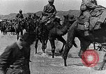 Image of General Allenby Palestine, 1917, second 16 stock footage video 65675043155