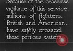 Image of British troops United Kingdom, 1918, second 37 stock footage video 65675043159