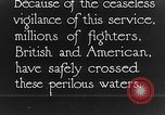 Image of British troops United Kingdom, 1918, second 38 stock footage video 65675043159