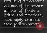Image of British troops United Kingdom, 1918, second 40 stock footage video 65675043159