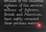 Image of British troops United Kingdom, 1918, second 42 stock footage video 65675043159