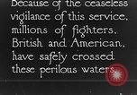 Image of British troops United Kingdom, 1918, second 45 stock footage video 65675043159