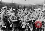 Image of British troops United Kingdom, 1918, second 47 stock footage video 65675043159