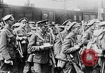 Image of British troops United Kingdom, 1918, second 48 stock footage video 65675043159