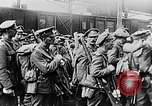 Image of British troops United Kingdom, 1918, second 51 stock footage video 65675043159