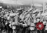 Image of British troops United Kingdom, 1918, second 53 stock footage video 65675043159