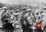 Image of British troops United Kingdom, 1918, second 54 stock footage video 65675043159