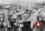 Image of British troops United Kingdom, 1918, second 57 stock footage video 65675043159