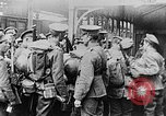 Image of British troops United Kingdom, 1918, second 60 stock footage video 65675043159