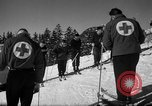 Image of Students receive instruction at U.S. Ski Patrol School Berchtesgaden Germany, 1957, second 43 stock footage video 65675043162