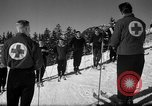 Image of Students receive instruction at U.S. Ski Patrol School Berchtesgaden Germany, 1957, second 48 stock footage video 65675043162