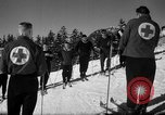 Image of Students receive instruction at U.S. Ski Patrol School Berchtesgaden Germany, 1957, second 50 stock footage video 65675043162