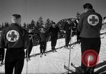 Image of Students receive instruction at U.S. Ski Patrol School Berchtesgaden Germany, 1957, second 51 stock footage video 65675043162