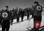 Image of Students receive instruction at U.S. Ski Patrol School Berchtesgaden Germany, 1957, second 52 stock footage video 65675043162