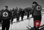 Image of Students receive instruction at U.S. Ski Patrol School Berchtesgaden Germany, 1957, second 53 stock footage video 65675043162