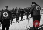 Image of Students receive instruction at U.S. Ski Patrol School Berchtesgaden Germany, 1957, second 54 stock footage video 65675043162