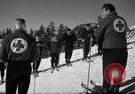 Image of Students receive instruction at U.S. Ski Patrol School Berchtesgaden Germany, 1957, second 55 stock footage video 65675043162