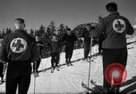 Image of Students receive instruction at U.S. Ski Patrol School Berchtesgaden Germany, 1957, second 56 stock footage video 65675043162