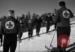 Image of Students receive instruction at U.S. Ski Patrol School Berchtesgaden Germany, 1957, second 57 stock footage video 65675043162