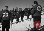 Image of Students receive instruction at U.S. Ski Patrol School Berchtesgaden Germany, 1957, second 58 stock footage video 65675043162