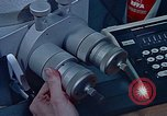 Image of Biological samples in deep ocean floor drilling cores United States USA, 1974, second 26 stock footage video 65675043174