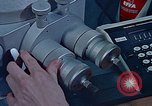 Image of Biological samples in deep ocean floor drilling cores United States USA, 1974, second 28 stock footage video 65675043174