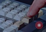 Image of Scientists at work aboard the Glomar Challenger, at sea Pacific Ocean, 1974, second 13 stock footage video 65675043175