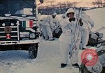 "Image of Italian ski troops in NATO exercise ""Arctic Express"" Norway, 1970, second 18 stock footage video 65675043178"