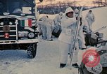 "Image of Italian ski troops in NATO exercise ""Arctic Express"" Norway, 1970, second 20 stock footage video 65675043178"