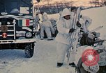 "Image of Italian ski troops in NATO exercise ""Arctic Express"" Norway, 1970, second 22 stock footage video 65675043178"