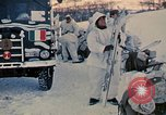 "Image of Italian ski troops in NATO exercise ""Arctic Express"" Norway, 1970, second 23 stock footage video 65675043178"