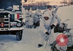 "Image of Italian ski troops in NATO exercise ""Arctic Express"" Norway, 1970, second 26 stock footage video 65675043178"