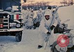 "Image of Italian ski troops in NATO exercise ""Arctic Express"" Norway, 1970, second 27 stock footage video 65675043178"