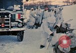 "Image of Italian ski troops in NATO exercise ""Arctic Express"" Norway, 1970, second 30 stock footage video 65675043178"
