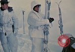 "Image of Italian ski troops in NATO exercise ""Arctic Express"" Norway, 1970, second 34 stock footage video 65675043178"