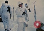 "Image of Italian ski troops in NATO exercise ""Arctic Express"" Norway, 1970, second 36 stock footage video 65675043178"