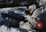 "Image of Italian Alpini during NATO ""Arctic Express"" exercise Norway, 1970, second 33 stock footage video 65675043180"