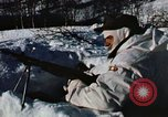 "Image of Italian Alpini during NATO ""Arctic Express"" exercise Norway, 1970, second 37 stock footage video 65675043180"