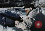 "Image of Italian Alpini during NATO ""Arctic Express"" exercise Norway, 1970, second 39 stock footage video 65675043180"