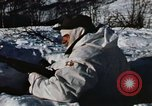 "Image of Italian Alpini during NATO ""Arctic Express"" exercise Norway, 1970, second 40 stock footage video 65675043180"