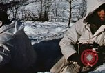 "Image of Italian Alpini during NATO ""Arctic Express"" exercise Norway, 1970, second 42 stock footage video 65675043180"