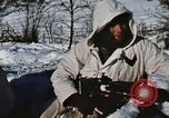 "Image of Italian Alpini during NATO ""Arctic Express"" exercise Norway, 1970, second 43 stock footage video 65675043180"