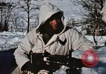 "Image of Italian Alpini during NATO ""Arctic Express"" exercise Norway, 1970, second 44 stock footage video 65675043180"