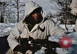 "Image of Italian Alpini during NATO ""Arctic Express"" exercise Norway, 1970, second 45 stock footage video 65675043180"