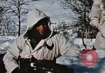 "Image of Italian Alpini during NATO ""Arctic Express"" exercise Norway, 1970, second 46 stock footage video 65675043180"