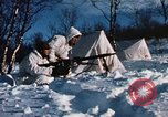 "Image of Italian Alpini during NATO ""Arctic Express"" exercise Norway, 1970, second 59 stock footage video 65675043180"