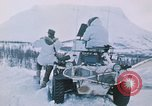 """Image of Italian soldiers in NATO exercise """"Arctic Express"""" Norway, 1970, second 9 stock footage video 65675043182"""