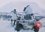 """Image of Italian soldiers in NATO exercise """"Arctic Express"""" Norway, 1970, second 10 stock footage video 65675043182"""