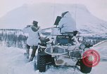 """Image of Italian soldiers in NATO exercise """"Arctic Express"""" Norway, 1970, second 11 stock footage video 65675043182"""